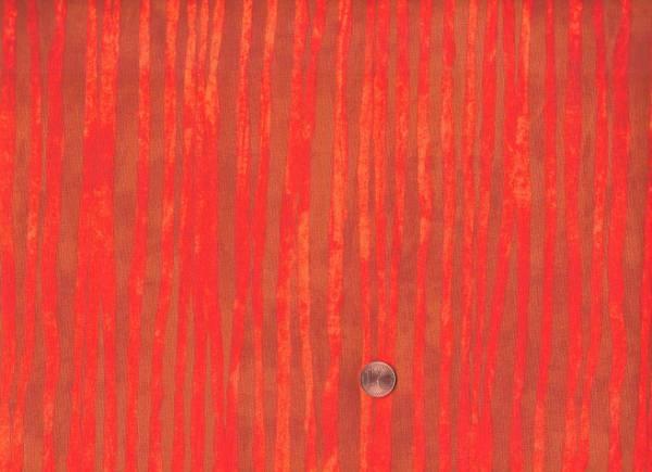 Marcia Derse Line orange