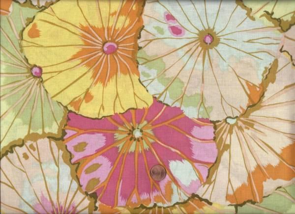 K. Fassett Lotus Leaf gp29 jade