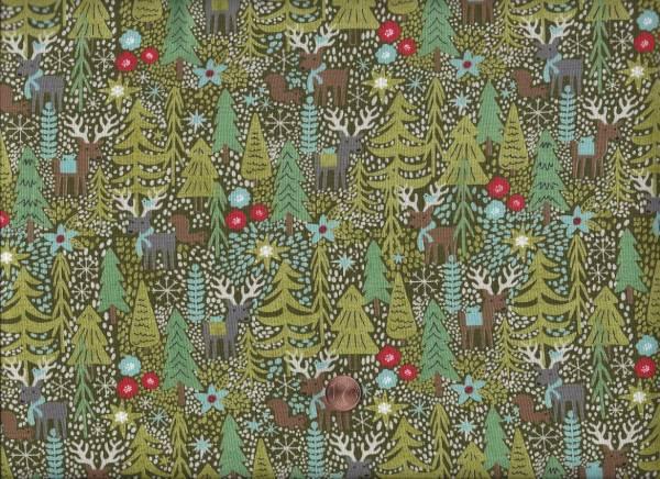 x-mas Juniper Berry Forest grün