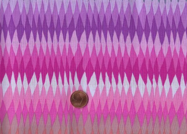 Kaffe Fassett Diamond Stripe gp170 pastel
