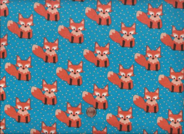 Jersey Little Fox blue