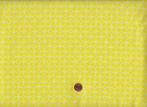 Midsommar Quadrat gelb