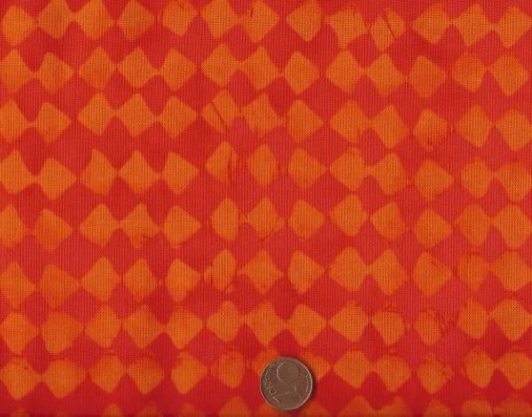 Malka Dubrawsky Poems ZicZac rot-orange