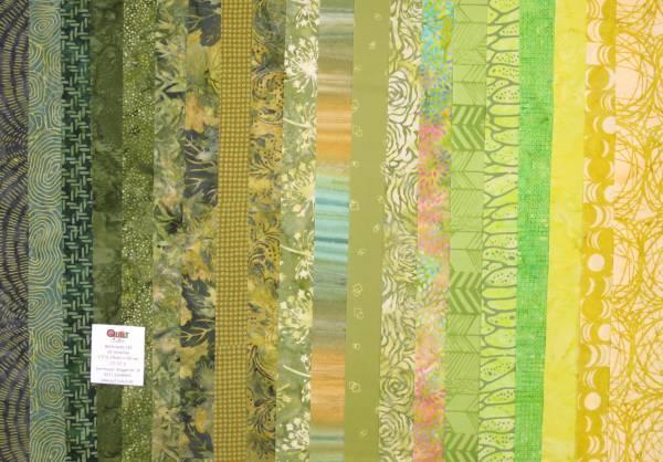 Streifen Batik Sushi 110