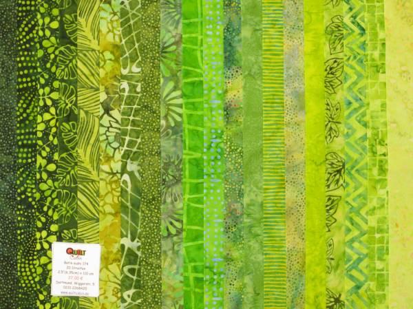 Streifen Batik Sushi 174