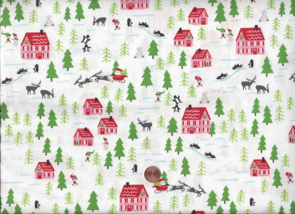 x-mas The North Pole Village