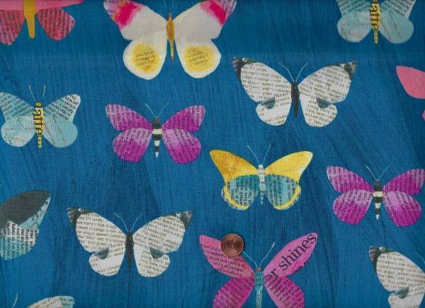 C. Bloomston Wonder Schmetterlinge