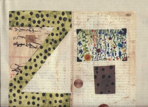 Marcia Derse Alphabet Panel
