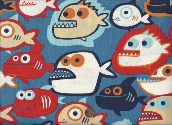 Monkey´s Bizness Fische