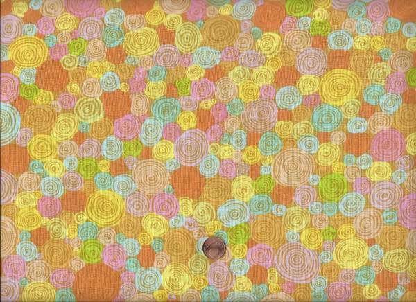Kaffe Fassett Rolled Paper GP158 Yellow