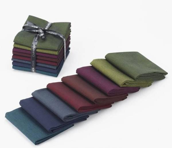 Stoffpäckchen Lipari 8 Farben