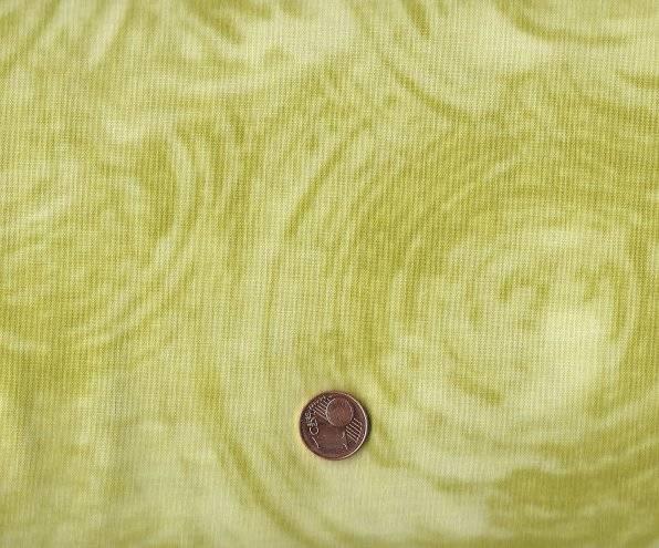Marcia Derse Mosaic Swirl chartreuse