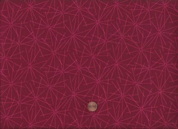 Zentastic Sparkles burgundy
