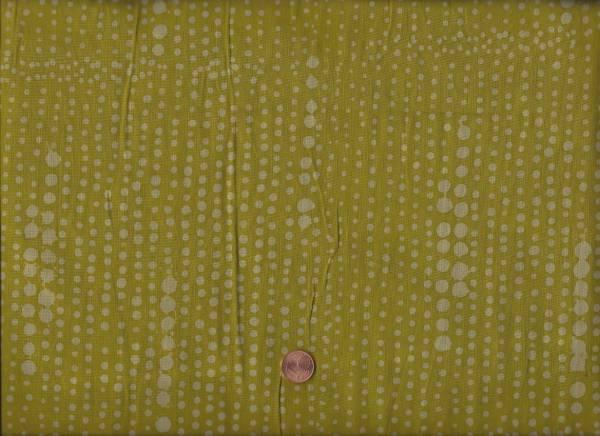 Alison Glass Chroma Pinpoint v olive