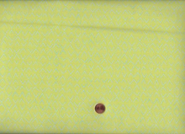 Brigitte Heitland Day in Paris Arrows chartreuse