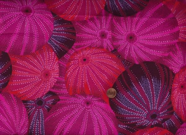 Philip Jacobs PJ100 Sea Urchins Red