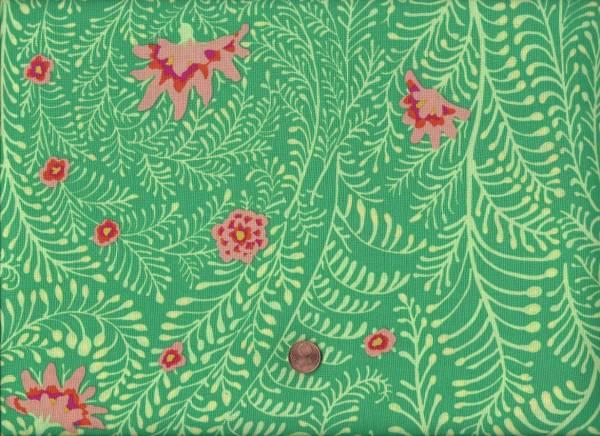 Kaffe Fassett Ferns green