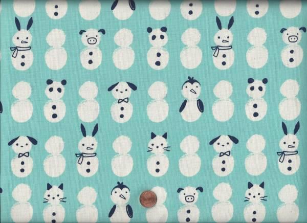 Noel Snow Babies Mint