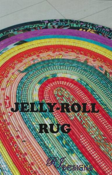 Anleitung Jelly-Roll Rug