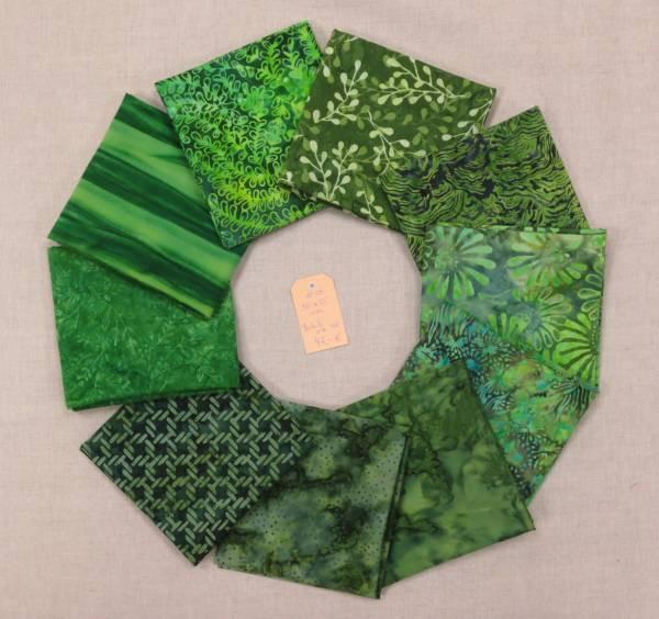 Stoffpaket Batik 44