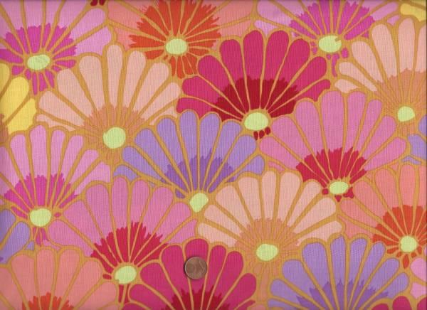 Kaffe Fassett Thousand Flowers gp144 pink