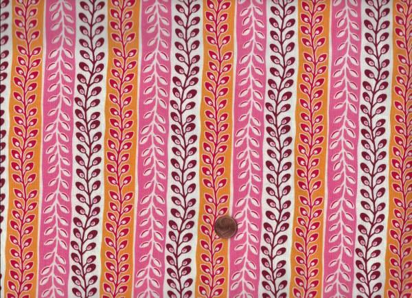D. Schmidt Flea Market Fan. Seedpot pink