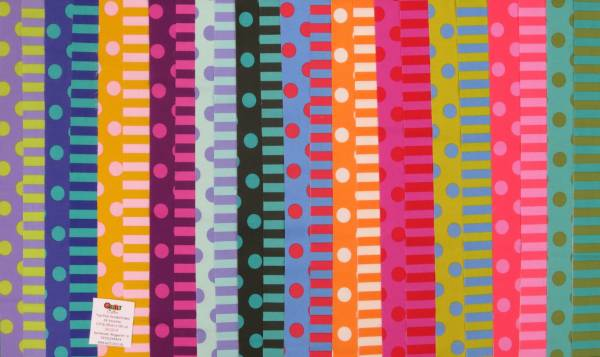 Streifen Tula Pink AllStars Dots&Stripes