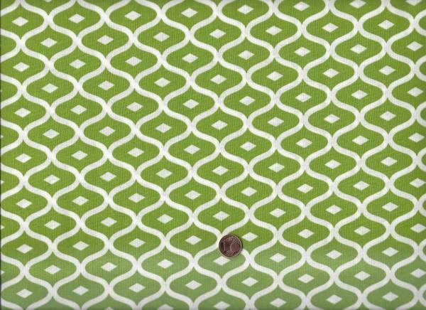 Simply Style Ogee grün