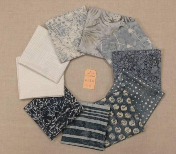 Stoffpaket Batik 47