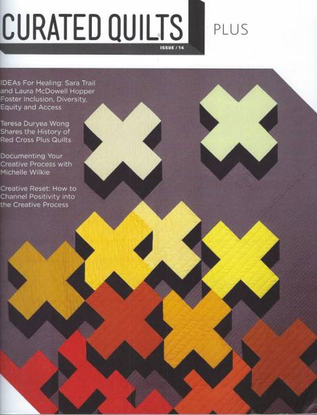 Curated Quilts PLUS issue 14