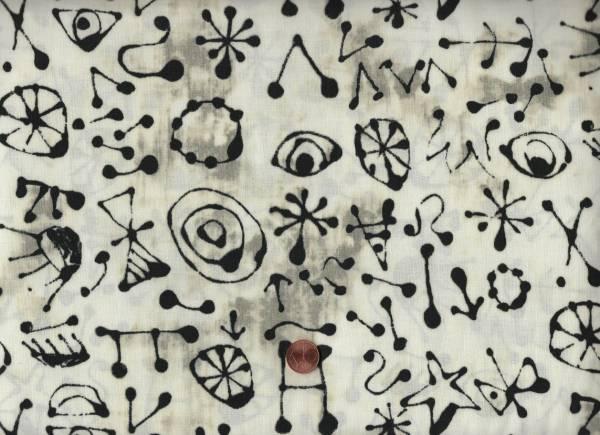 Marcia Derse Art History 101 Miro Glyphis cream