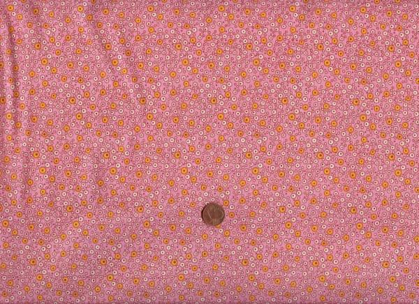 Denyse Schmidt Flea Market Fancy Fizzy Dot pink