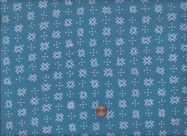 me & you Batik x&dots blau