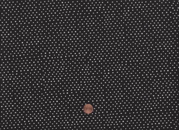 Pixie Punkte schwarz weiß