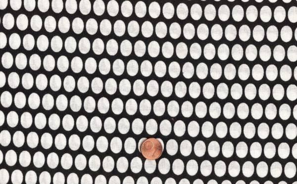 Joy Basket Punkte schwarz-weiß