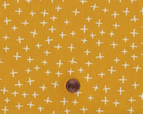 Brigitte Heitland Quotation Plus mustard
