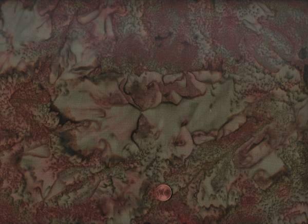 Batik uni 279 braun