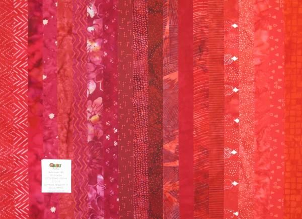Streifen Batik Sushi 185