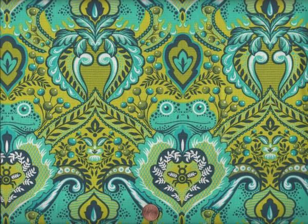 Tula Pink All Stars Frog Prince Myrtle