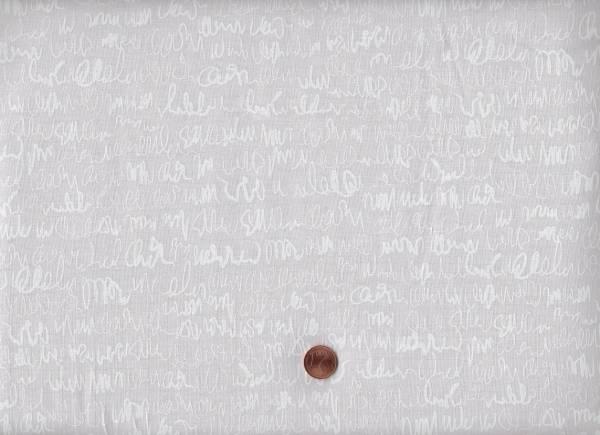 Brigitte Heitland Modern Background More Paper Fog Writing