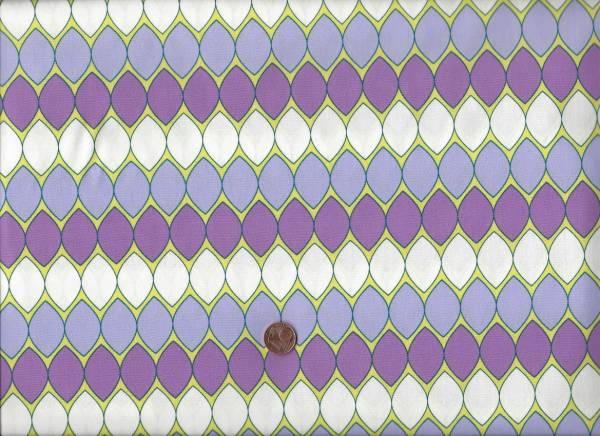Dreaming Vintage Mod Pop Lavender