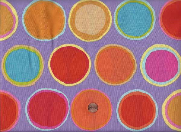 Kaffe Fassett Paint Pots orange