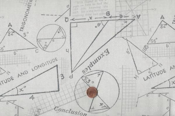 Brigitte Heitland Zen Chic Modern Background Papers Geometric grau-grau