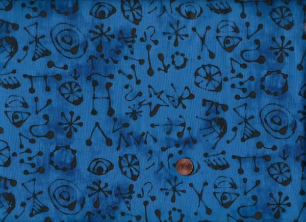 Marcia Derse The Blue One Miro baker blue