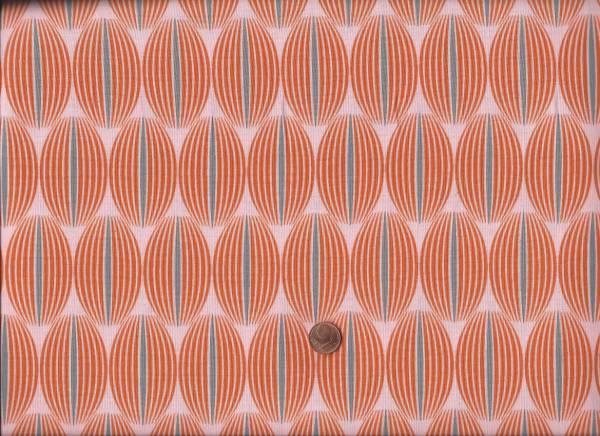 Brigitte Heitland For You gr. Ovale orange