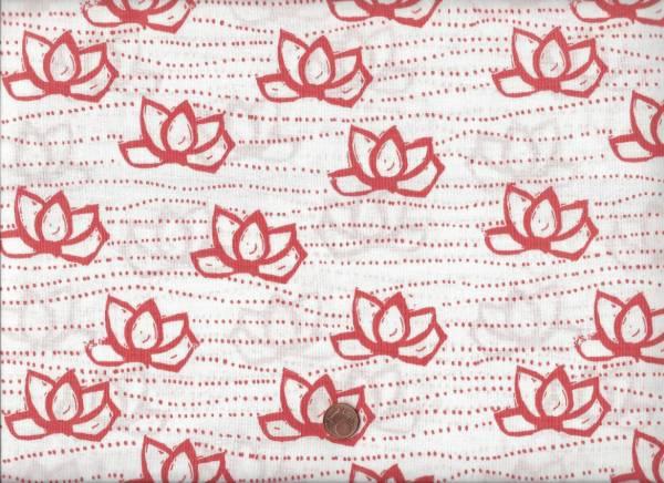 Lotta. Jansdotter Lucky Lotus lachs