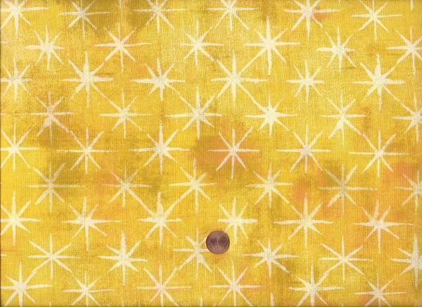 Grunge Stars Sunflower 20
