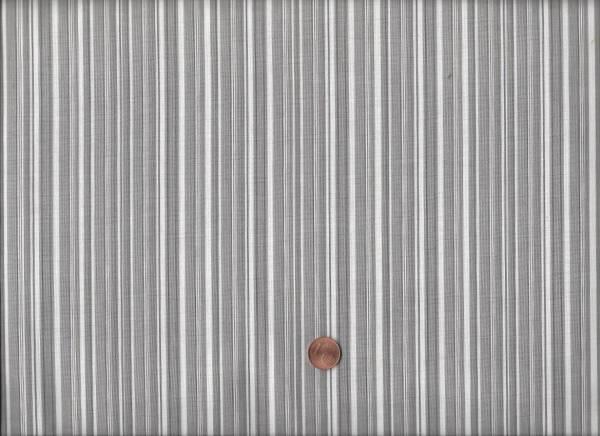 Streifen grau-weiß
