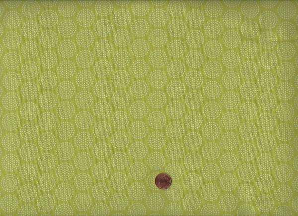 Animal Cracker Dots green