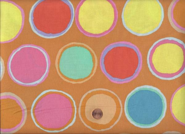Kaffe Fassett Paint Pots yellow